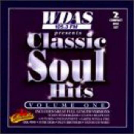 Classic Soul Hits 1: Wdas FM / (Classic Soul Hits)