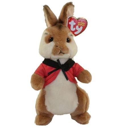 Aurora Flopsies Collection - TY Beanie Baby - FLOPSY (Peter Rabbit Movie) (6 inch)