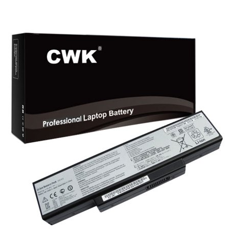 CWK® New Replacement Laptop Notebook Battery for Asus A73SJ A32-N71 A73SV A73T N73SN N73SQ N73SV N73SW N73V X77 X77J X77JA X77JG X77JO N71 N71J N71JA N71JQ N71JV N71V N71VG N71VN N71YI N73 N73F