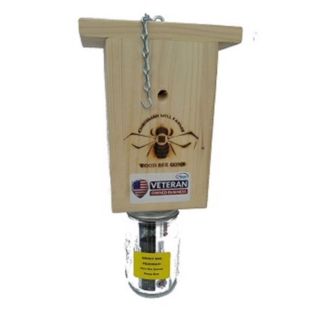Chrisman Mill Farms Carpenter Bee Trap (Thompsons Water Sealed)