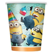 9 oz Paper Despicable Me Cups, 8ct