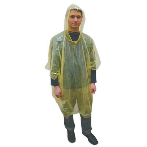 "80"" Disposable Rain Poncho, Swift, 140968"