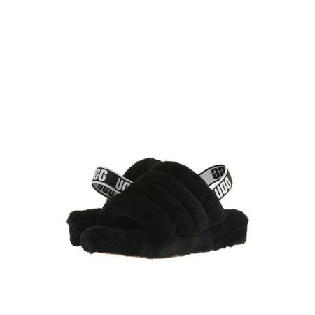 391541169 UGG - UGG Fluff Yeah Slide Women's Sheepskin Slipper Sandals 1095119 -  Walmart.com