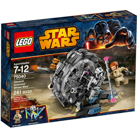 LEGO Star Wars General Grievous' Wheel Bike Play Set ()