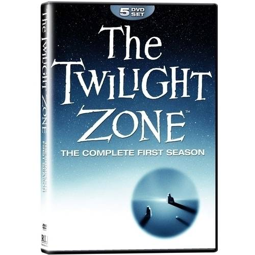 The Twilight Zone: Complete First Season ( (DVD)) by Paramount