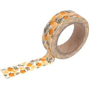 Love My Tapes Washi Tape 15mmx10m-Tangerine