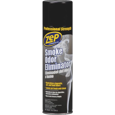 Smoke Odor Eliminator - Zep Commercial Smoke Odor Eliminator, 16 oz