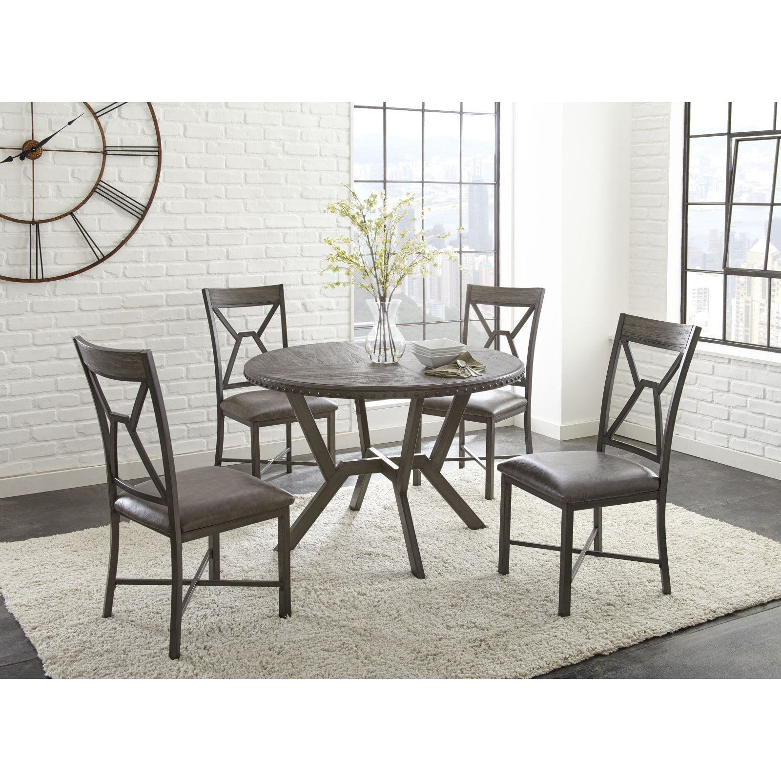 Dining Room Sets Round: Alamo Round Dining Table