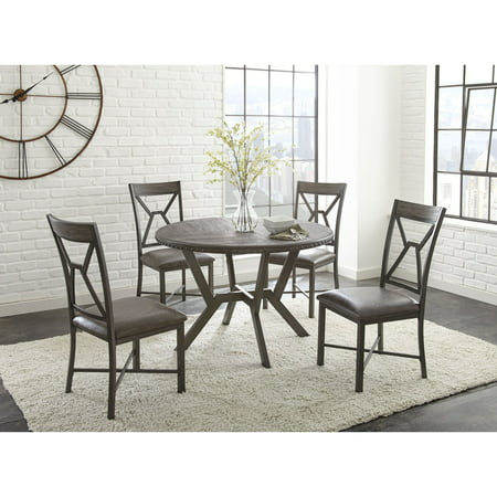 Contemporary Round Dining Room Tables (Alamo Round Dining Table)