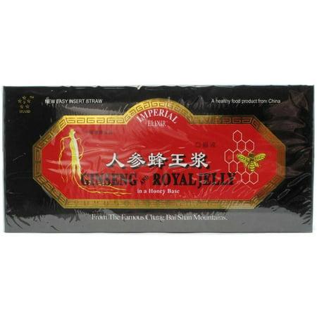 Imperial Elixir Ginseng et gelée royale, 30 CT