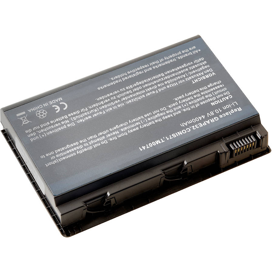 6-Cell 47Whr Li-Ion Laptop Battery for Acer - Extensa 5420