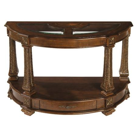 Stein World Westminster Sofa Table in Cherry Veneers finish 297-032