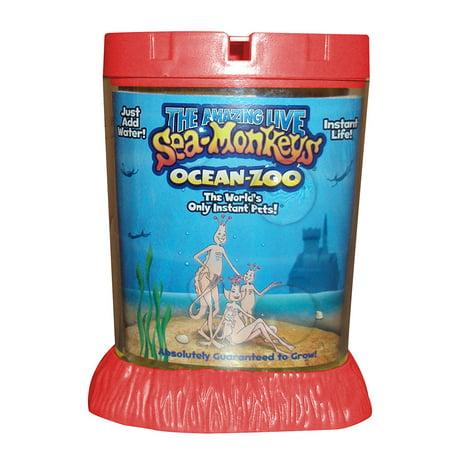 Sea Monkeys Ocean Zoo (Sea Monkeys (Ocean Zoo) )