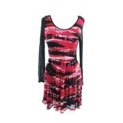 Kensie Women's Long Sleeve Dress Size S