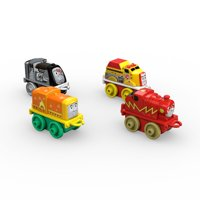 4 Pk. Fisher Price Thomas & Friends Super Friends Character
