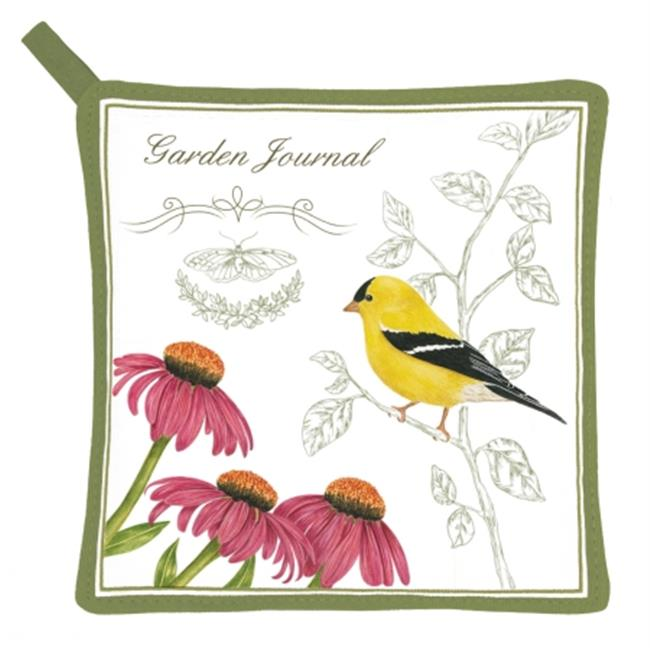 Alice's Cottage AC21449 Goldfinch Pot Holder