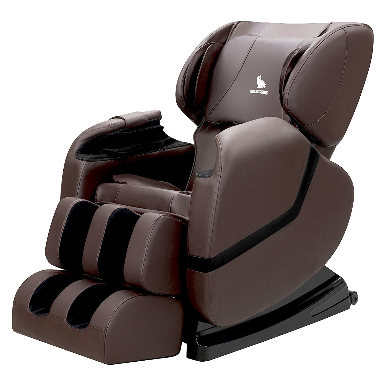 Uenjoy Full Body Zero Gravity Massage Chair Shiatsu Recliner Built-In Heat and Air Massage System... by Uenjoy