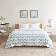 Home Essence Apartment Chevron Plush Blanket