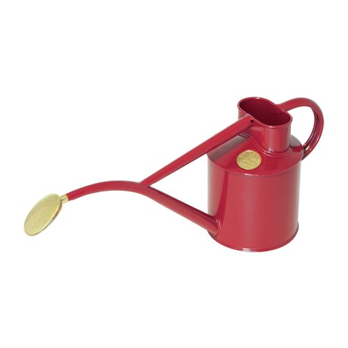 Haws Watering Cans Haws Indoor 100pct Copper Watering Can 1.0 ltr, 2.0 US Pints by HAWS CORPORATION