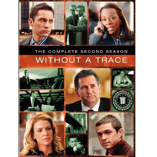 Without A Trace: The Complete Second Season (Widescreen)