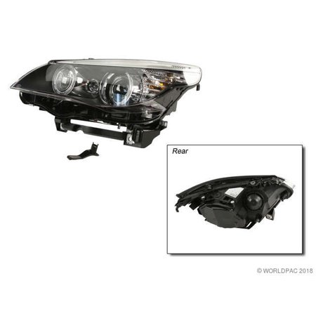 - Hella W0133-1830499 Headlight Assembly for BMW Models