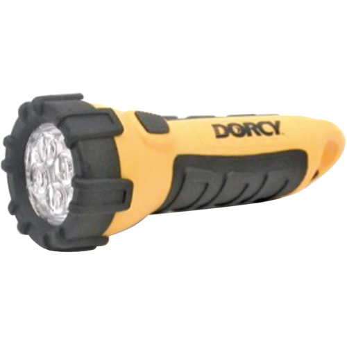 Dorcy 41-2510 4 LED Carabiner Waterproof Flashlight by dorcy