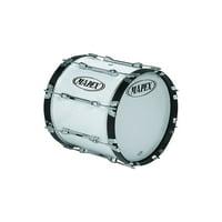 Mapex Qualifier Bass Drum Snow White 18 x 14 in.