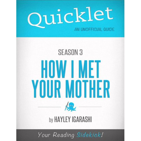 Quicklet on How I Met Your Mother Season 3 - eBook