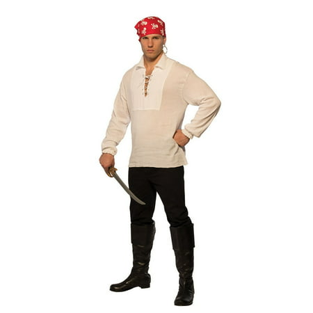 Halloween Lace - Up Pirate
