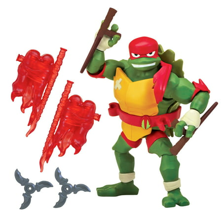 Rise of the Teenage Mutant Ninja Turtle Raphael Action (Teenage Mutant Ninja Turtles Vs Foot Clan)
