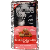 Evolve Beef, Barley and Brown Rice Dog Food, 15 lbs