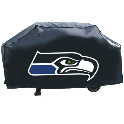 Seattle Seahawks Deluxe Grill Cover by Rico