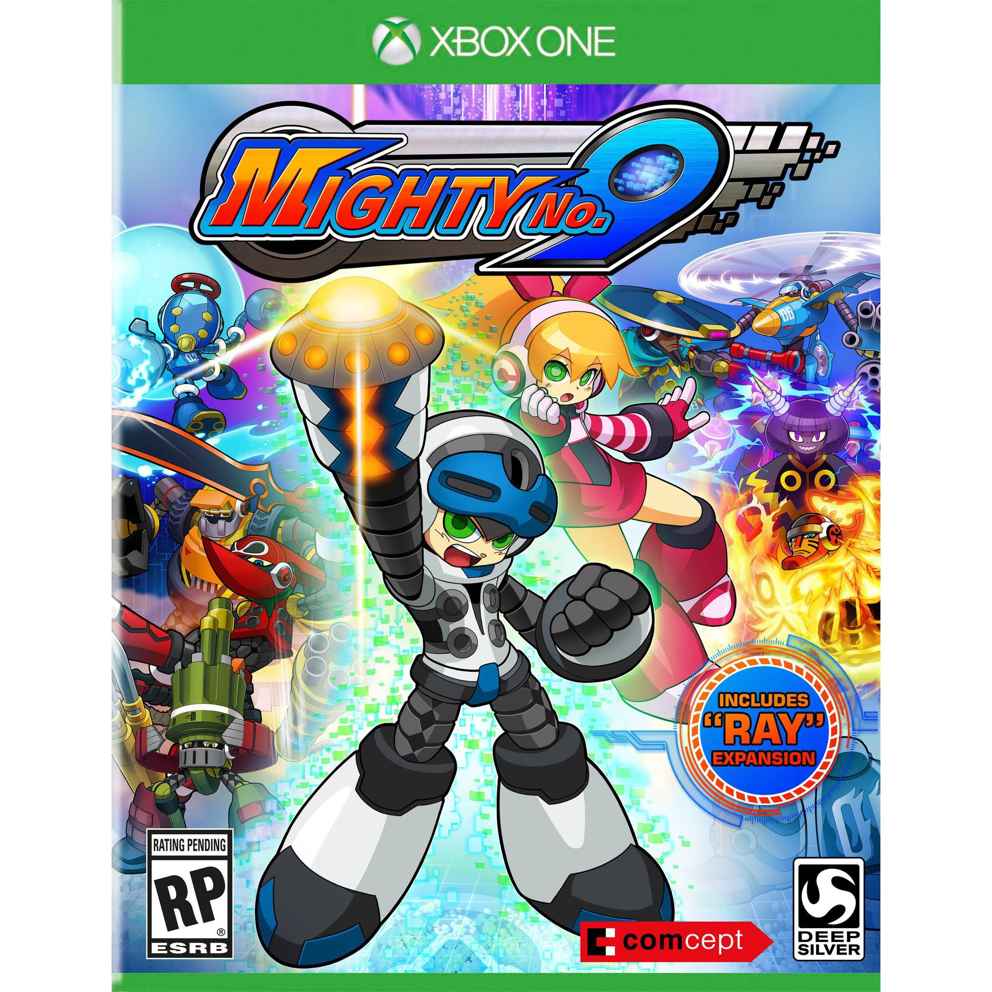 Mighty No. 9 Collector's Edition (Xbox One)