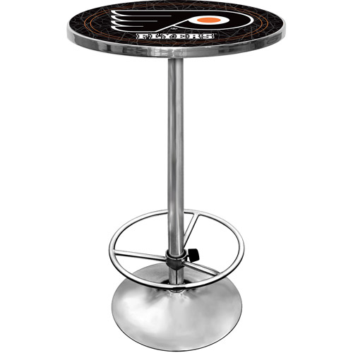 NHL NHL2000-PF Philadelphia Flyers Pub Table