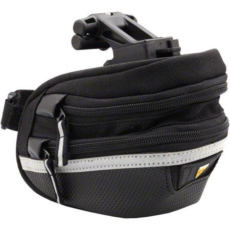 Topeak Seat Pack (Topeak Survival Wedge Pack II Seat Bag with Tool Kit  and Mount, Black )