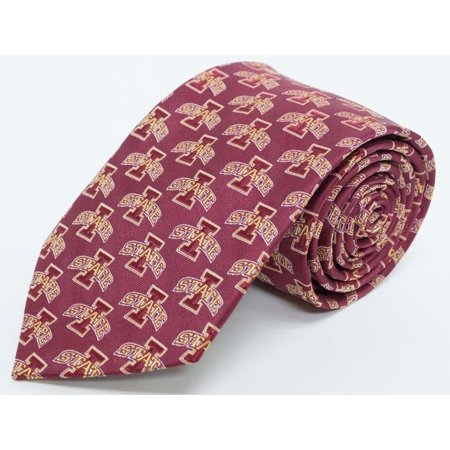 Iowa State Cyclones Repeating Necktie