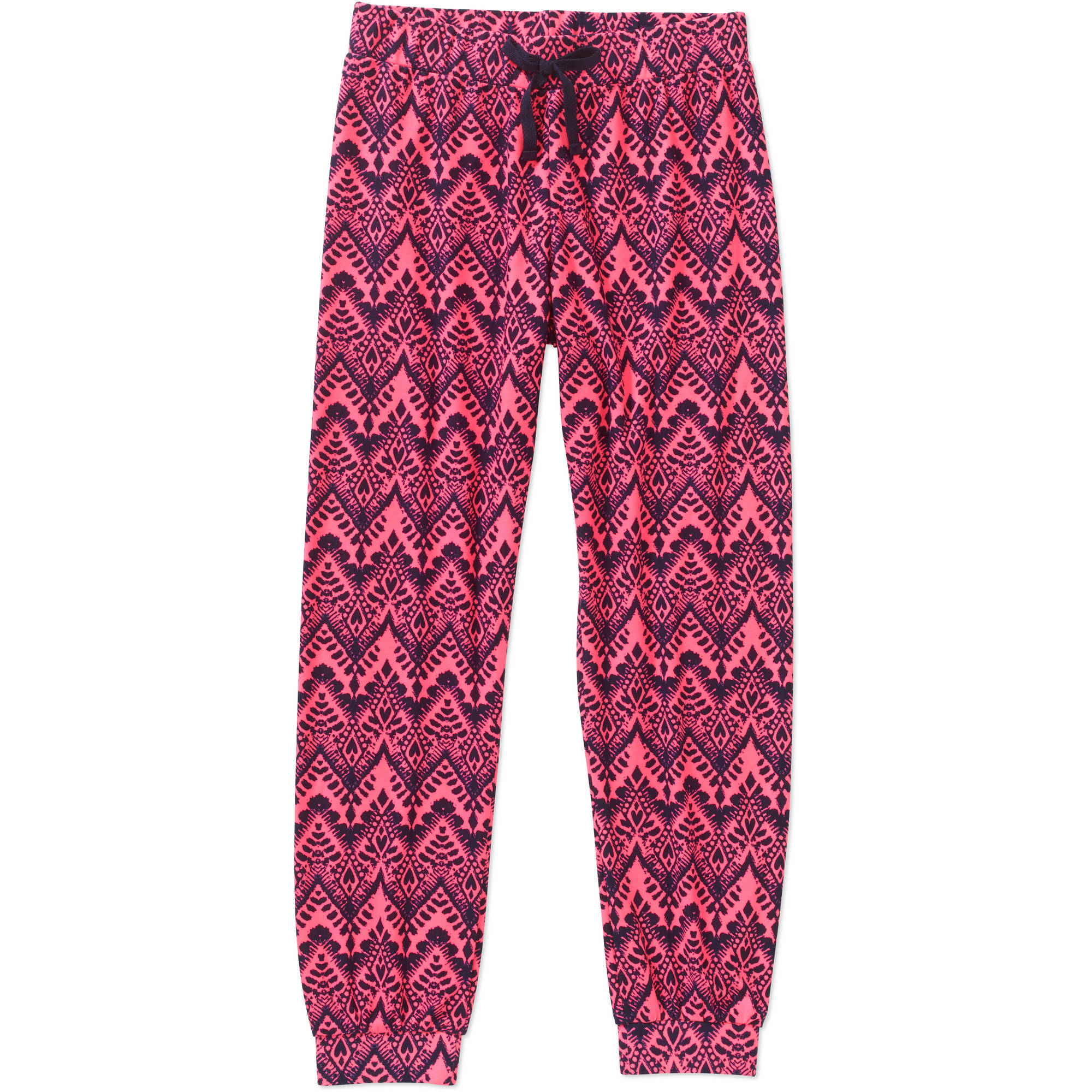 Faded Glory Girls' Peached Jogger Soft Pants