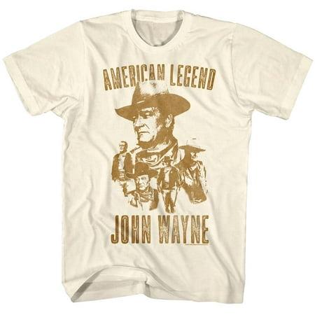 American classics john wayne john wayne t shirt for All american classic shirt