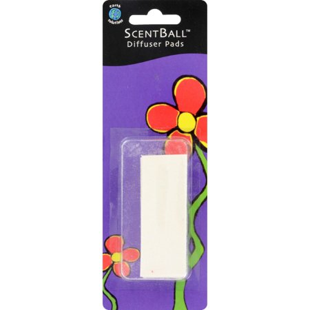 Earth Solutions Scentball Aromatherapy Diffuser Pads - 5 Pads Earth Solutions Scentball Diffuser