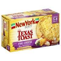 New York Bakery Five Cheese Texas Toast, 8 ct