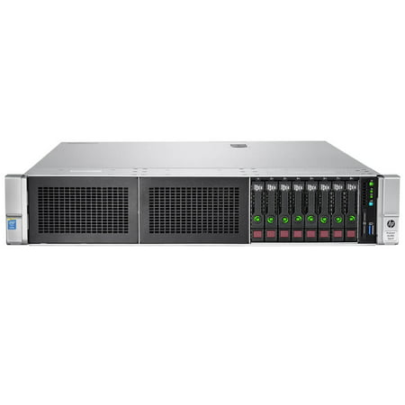 Refurbished HP Proliant DL380 Gen9 8B SFF E5-2670 V3 Twelve Core 2.3Ghz 192GB 8x 1TB H240ar - image 1 of 2