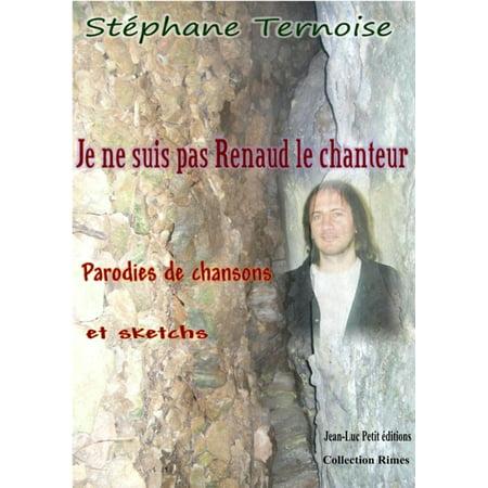Je ne suis pas Renaud le chanteur - eBook