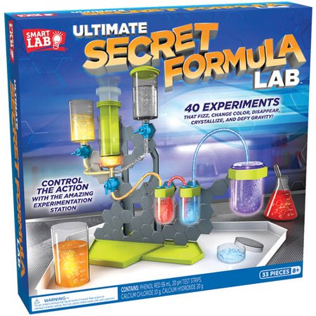 Ultimate Secret Formula Lab - Demolition Lab