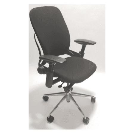 Steelcase Leap Chair V2 In Fabric Executive Office Chair Walmartcom