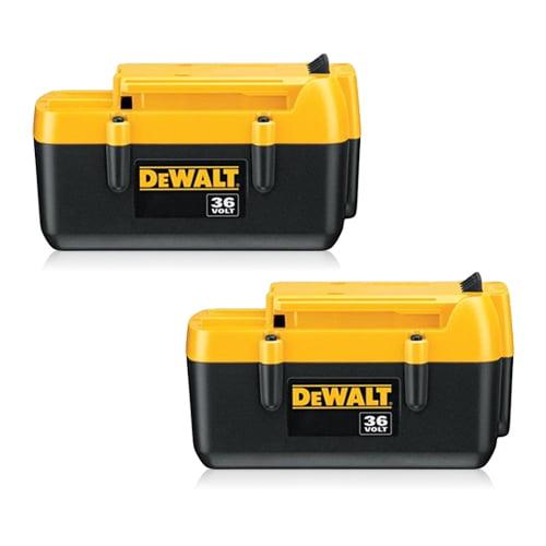 Replacement Battery for Dewalt DE9360 (2-Pack) Replacemen...