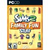 The Sims 2: Family Fun Stuff - PC The Sims 2: Family Fun Stuff is an addon pack that contains a variety of new decor, styles, and stuff to play with.<br>