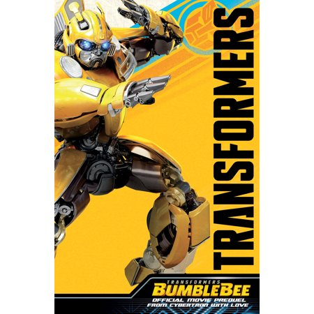 Girl From Transformers (Transformers Bumblebee Movie Prequel: From Cybertron With)