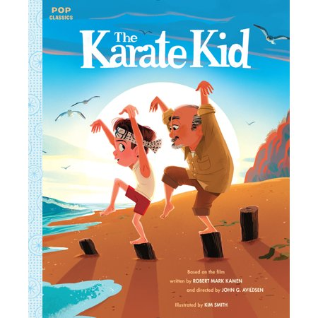The Karate Kid : The Classic Illustrated Storybook - Halloween Story Books For Kids