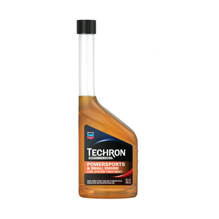 Techron Protection Plus Powersports and Small Engine Fuel System Treatment,