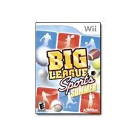 Big League Sports: Summer (Wii) - Big League